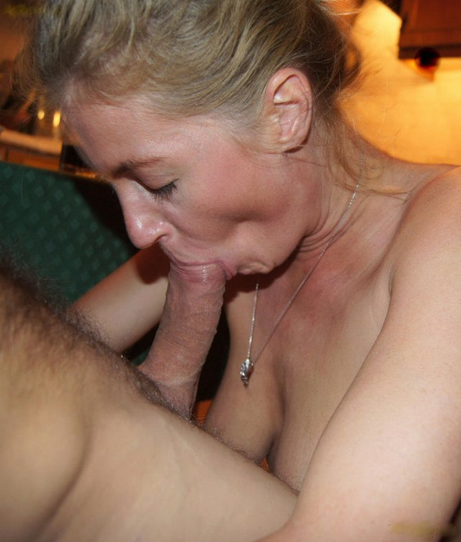 Tinder Blowjob Cum Mouth